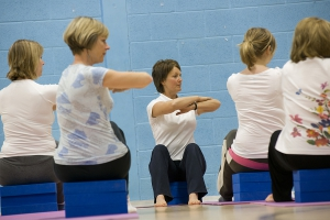 Angela Hinton Pilates Group Sessions Leeds
