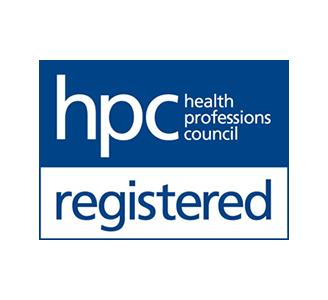 HPC (Health Professionals Council) Registered Logo