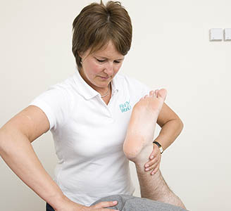 Meet the Physio - Angela Hinton - Physio Leeds