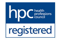 HPC Registered Physio logo - Physio Leeds