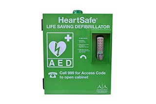 G3 Automated External Defibrillator AED Fit4Work PhysioLeeds