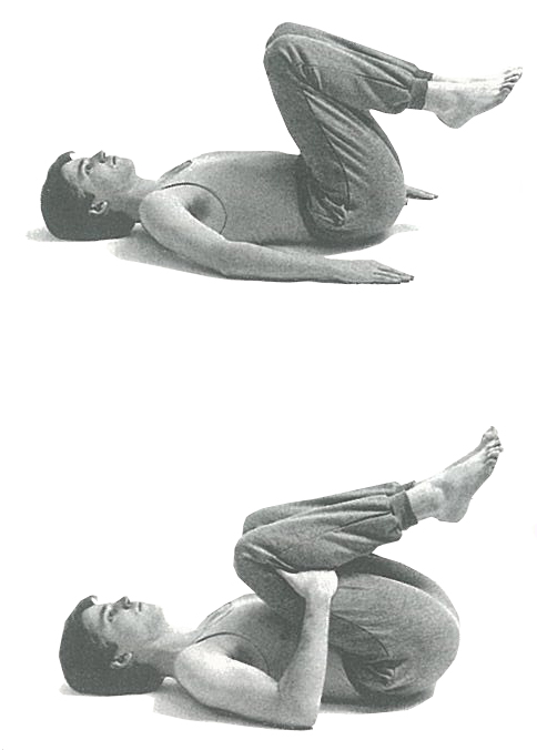 Lower Back Stretches