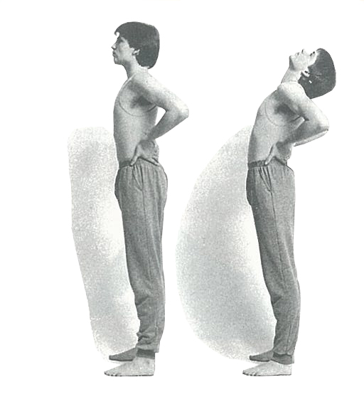 Standing Extentions Excercises