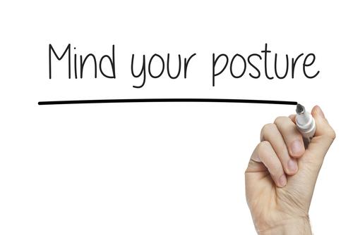 postural advice