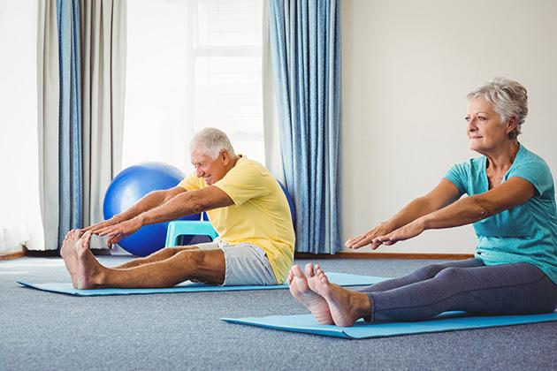 How Pilates can help with Arthritis - Physio Leeds