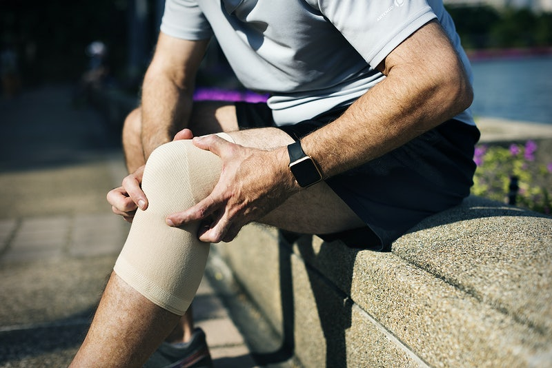 can exercise damage our ageing joints